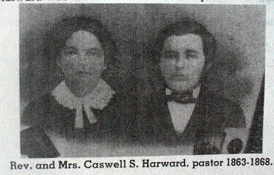 Rev. and Mrs Caswell S. Harward