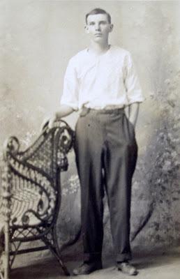 Bossy Talbott - Halifax County VA - Dating Old Photographs