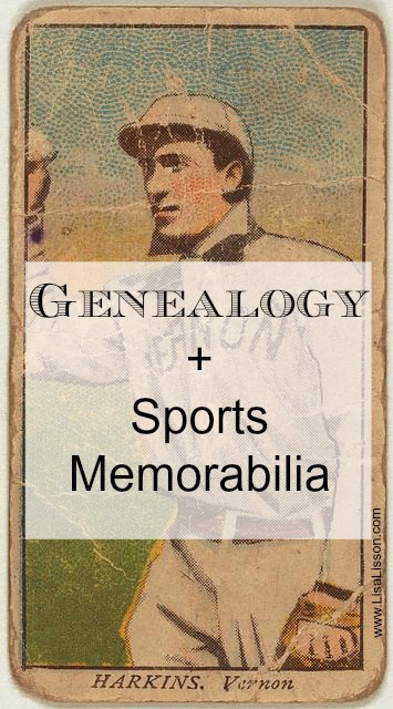 Was your ancestor a professional sports player? Whether at the minor or major level, sports capture our hearts. For the genealogist, sports provide opportunities to document our ancestors as well as opportunities to find images of our ancestors. Baseball cards, anyone?