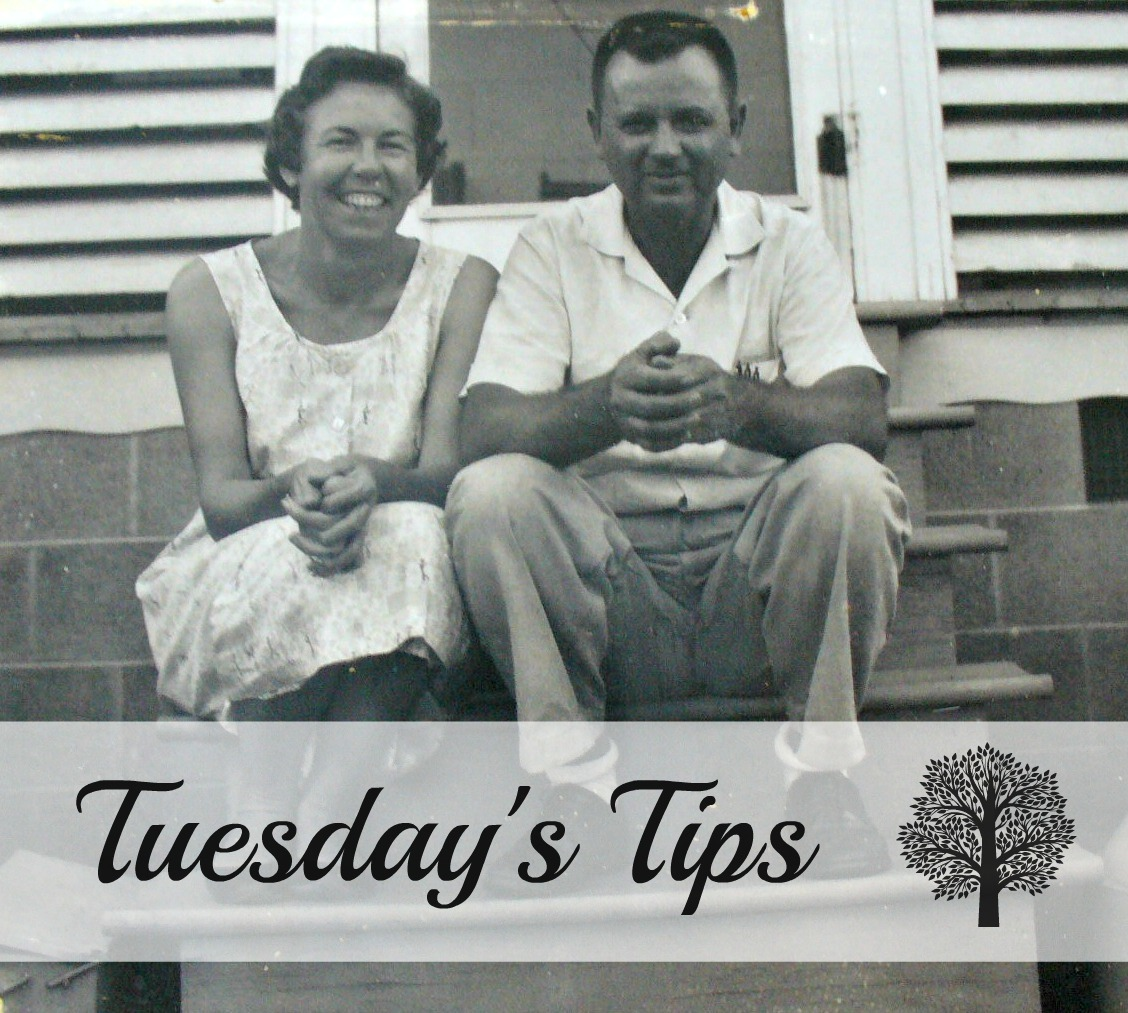 Tuesday's Genealogy Tips – Just Ask