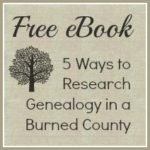 Tuesday's Genealogy Tip – Researching Sexton Records