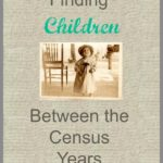 Finding Children Between the Census Years