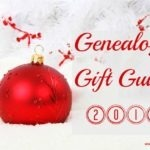 Genealogy Gift Guide 2014