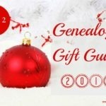 Genealogy Gift Guide – Part 2