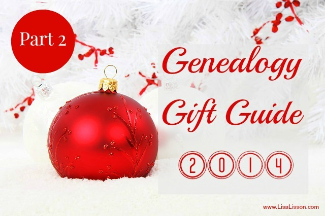 Genealogy Gift Guide Part 2