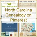 North Carolina Genealogy on Pinterest