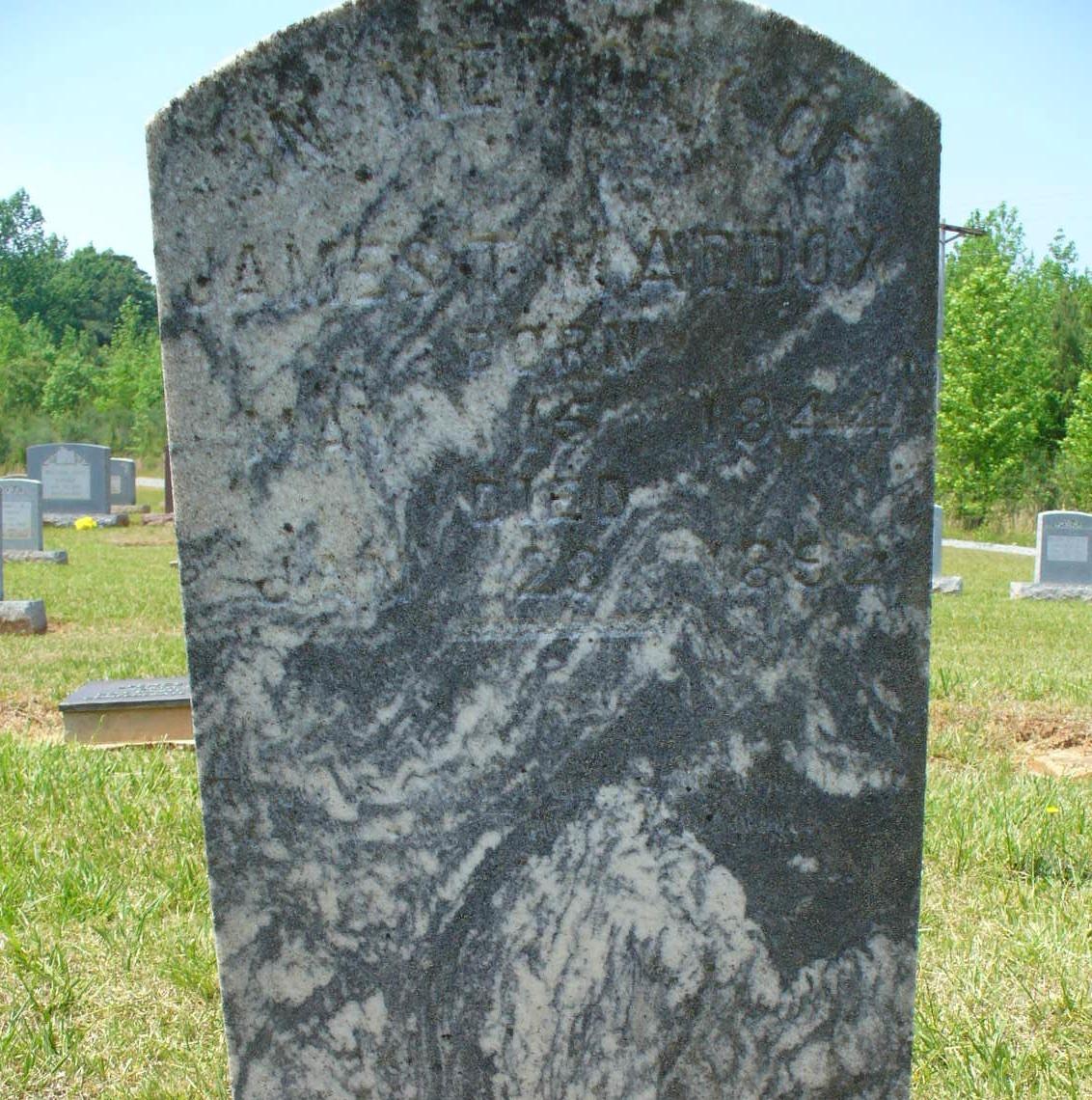 Using PicMonkey to Decipher Gravestones