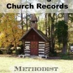 Finding Methodist Church Records