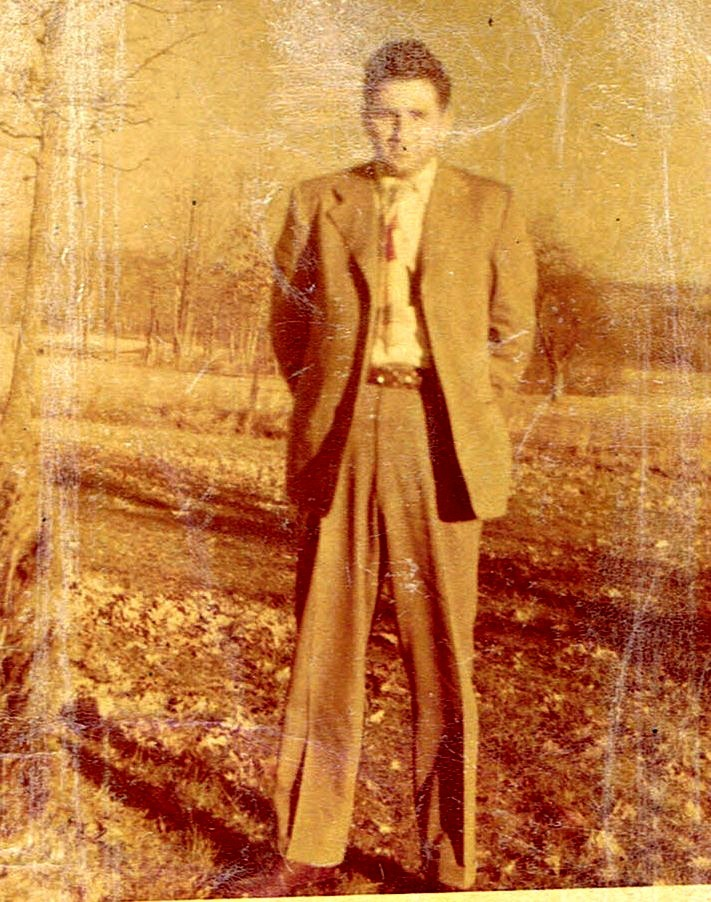 Tuesday's Genealogy Tip - Labeling a Photograph