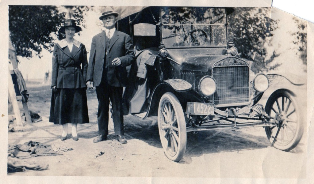 Matthew and Edna (Richardson) Yeaman