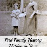 Discovering Family History Hidden in Photographs