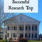 6 Tips for a Successful Research Trip to the Courthouse