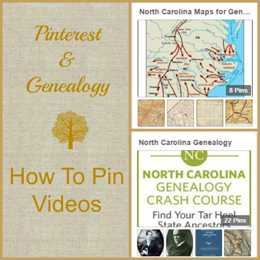 Pinterest How To Pin Videos