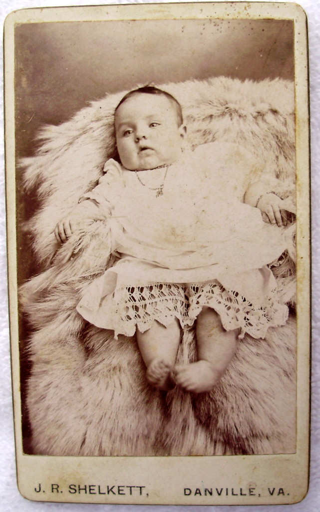Example of Carte De Visite