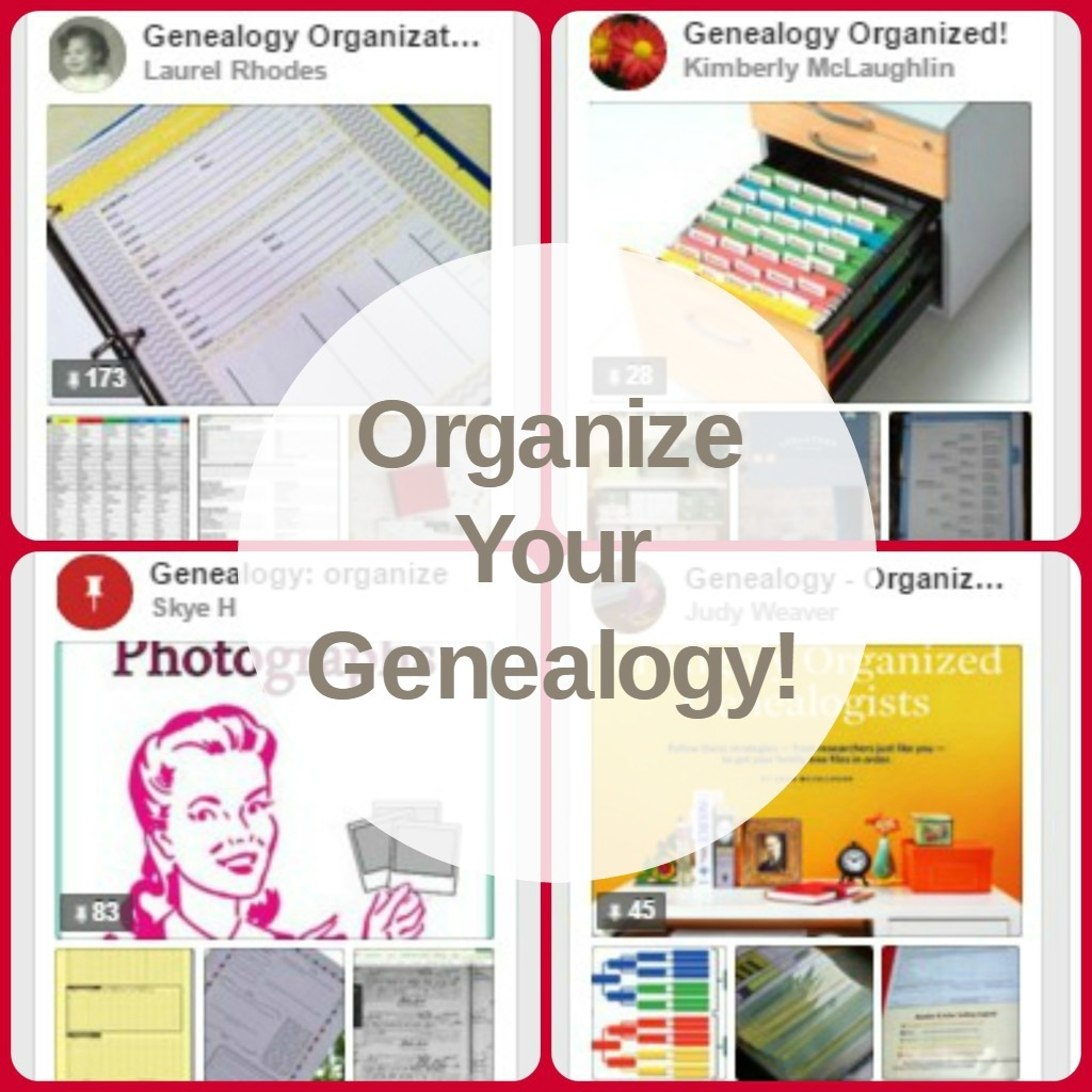 Need to organize your genealogy research?  Turn to the experts - genealogists and non-genealogists alike - for a roundup of resources and tips.