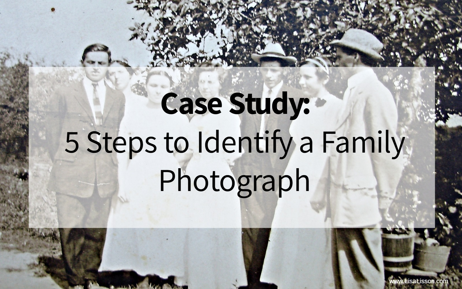 case study of the old family
