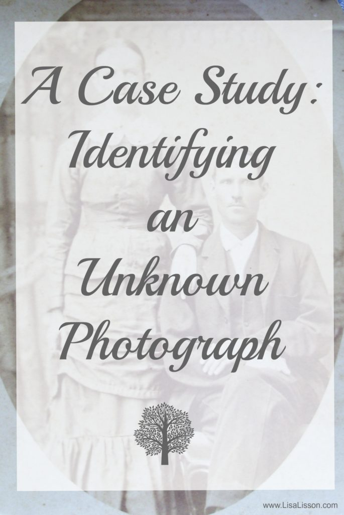 Case Study: Identifying An Unknown Photograph
