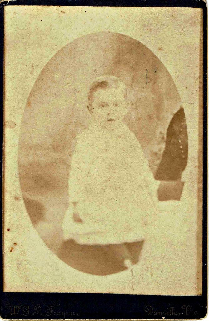 Example of A Cabinet Card