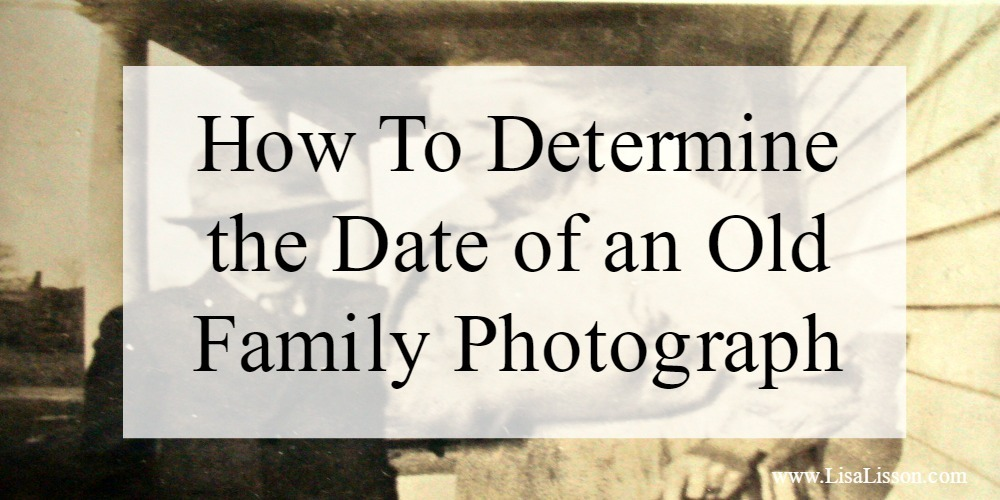 "Do you have old family photographs in your possession that you know nothing about? Are you wondering who the individual are and where they fit on your family tree? Are those photographs thick ""cardboard"" or feel like metal? Determining the identity of your unknown photographs can be daunting, but it is possible. You need to apply systematic research techniques just as you do in your genealogy research."