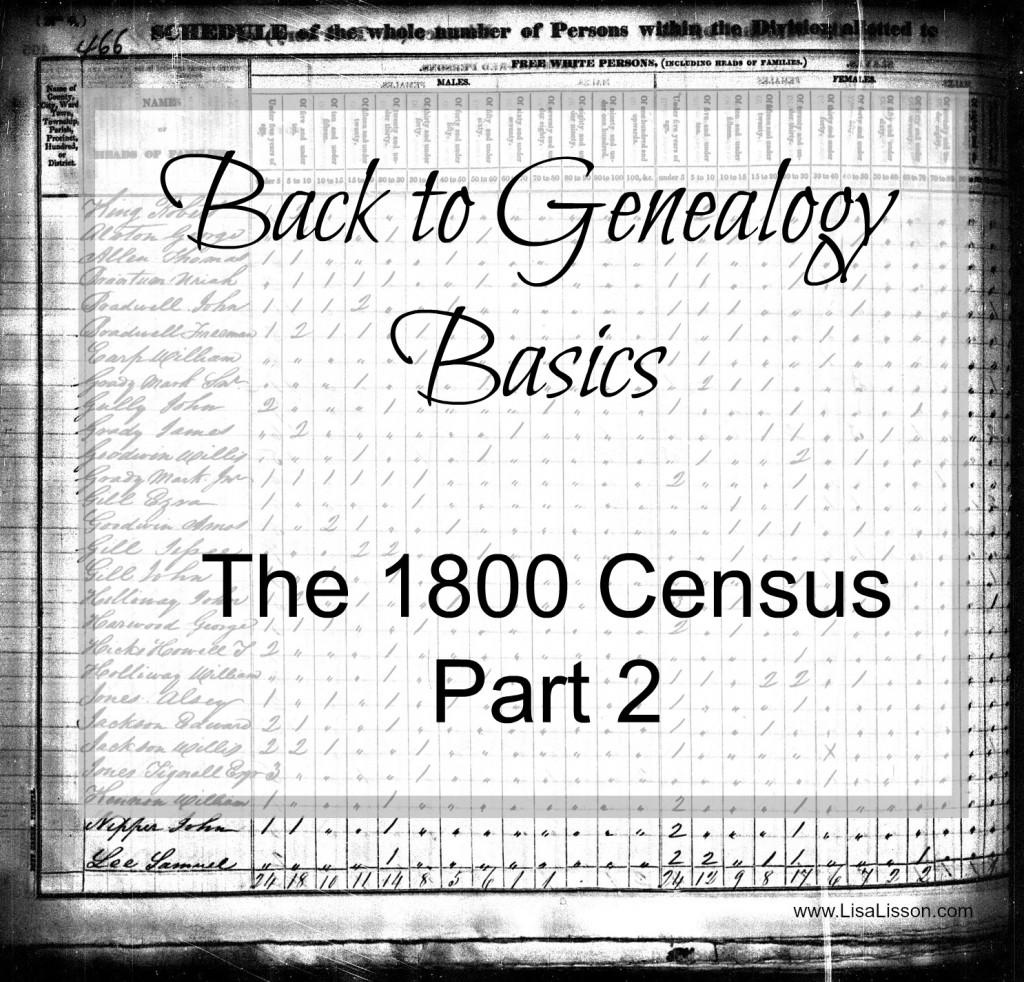 BGB 1800 Census part 2