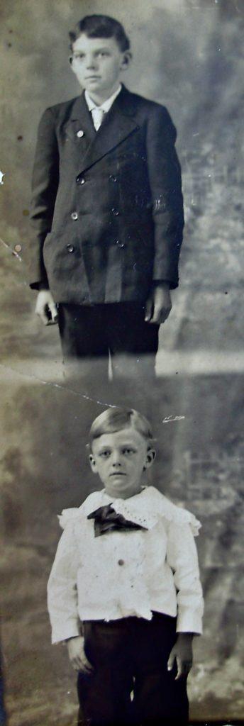 Edward and Cam Barnett