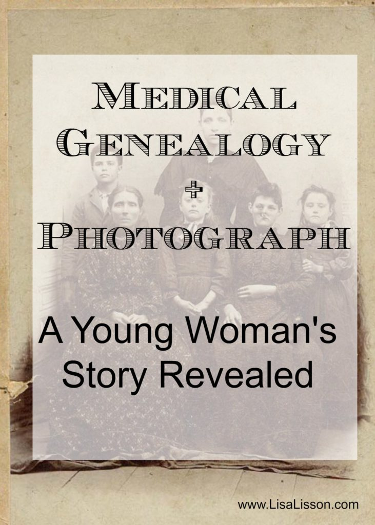 A photograph can lead the genealogy researcher to look for previously unknown details about your ancestor's life. A reader's photo above piqued my curiosity when she shared on the 7 Day Challenge Facebook page.