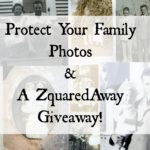Protect Your Family Photos & A Giveaway!