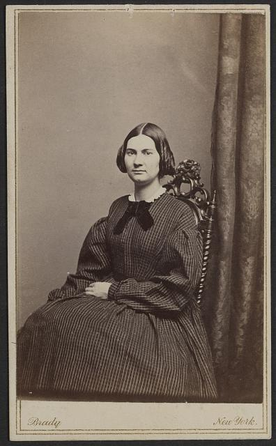 Civil war style female