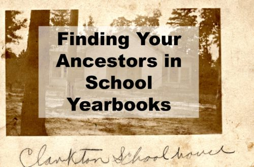 """Yearbooks can be a fantastic resource to find your ancestor's photograph. They have been popular for many years and can be found for dating back to the 1800's. Besides photos, genealogists can learn about an ancestor's personality, too. Let's take a closer look at these """"out of the genealogy box"""" records."""