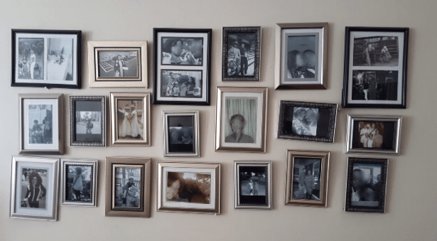 "Photographs are a great way to bring family history to life! They are also great conversation pieces at get-togethers. We all know the saying ""A picture is worth a thousand words"""