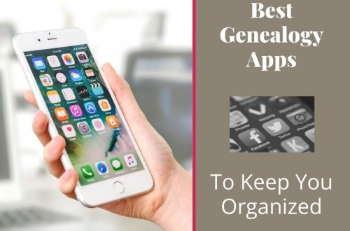 Check out these free genealogy apps that will keep you organized as you search for your ancestors. Save time and be more efficient in your genealogy research.