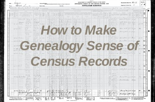 Do you find yourself returning to a census record you have already researched just to get that piece of information you missed the first time? Are you really getting all the possible information about your ancestors in your census research? I haven't. I'll even tell you I have had to return to a census record multiple times to get detailed information about my ancestor I missed the first time! So, let's not keep doing that! Let's focus our research and really learn how to research a census record in detail the first time.