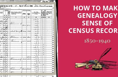 Are you getting the most out of your genealogy census research? Could you be missing important clues to finding your ancestors? Learn how to get the most out of your census records research. #genealogy #ancestors #census