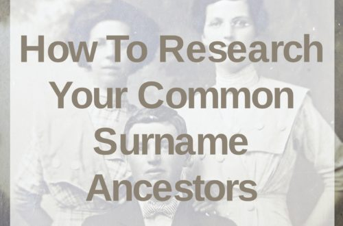 Researching genealogy with the common surname White is not impossible. Challenging? Absolutely. Common surname research stretched me as a researcher and taught me strategies for success. It will for you, too! How about you? Are you struggling to research your common name ancestors?
