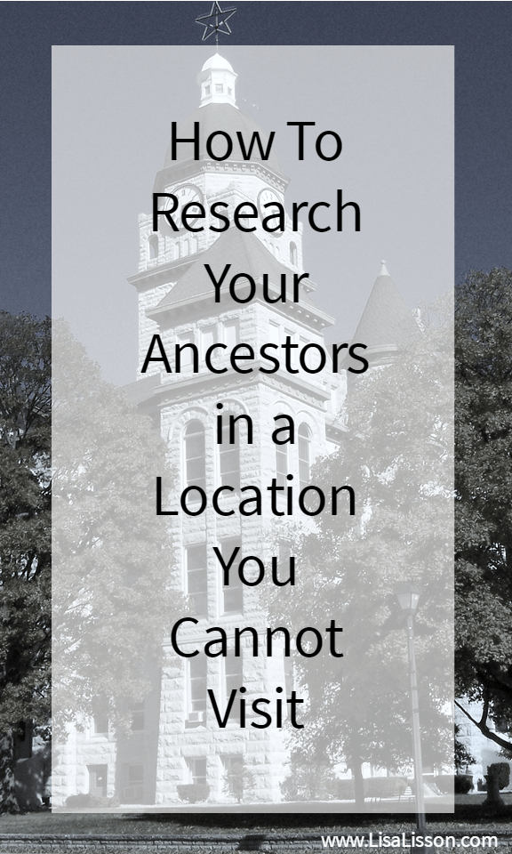 You have heard it before - Not all (actually, MOST) genealogy records are not online. Unfortunately, those records seem to be where I am not. Traveling to multiple repositories is time consuming and expensive. So, how do we as genealogists access those much needed records?