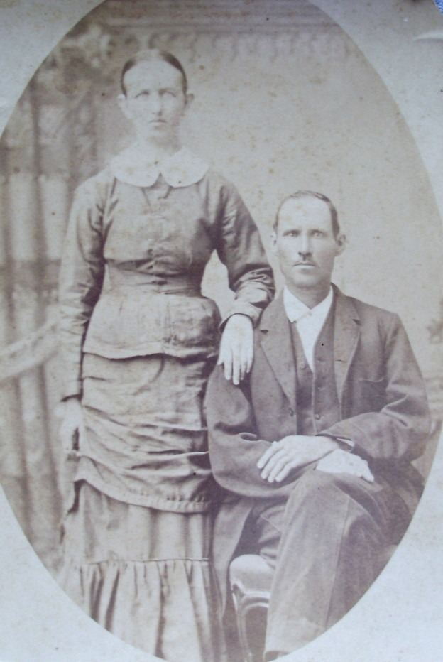 William and Clara Haley of Halifax County, VA
