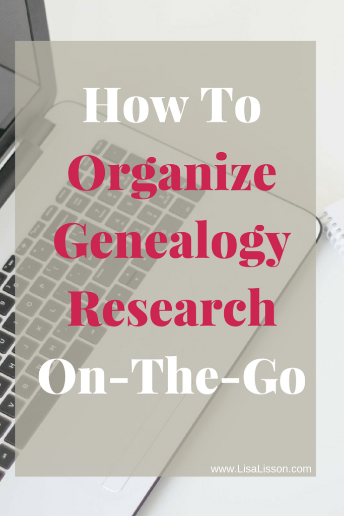 How to organize research