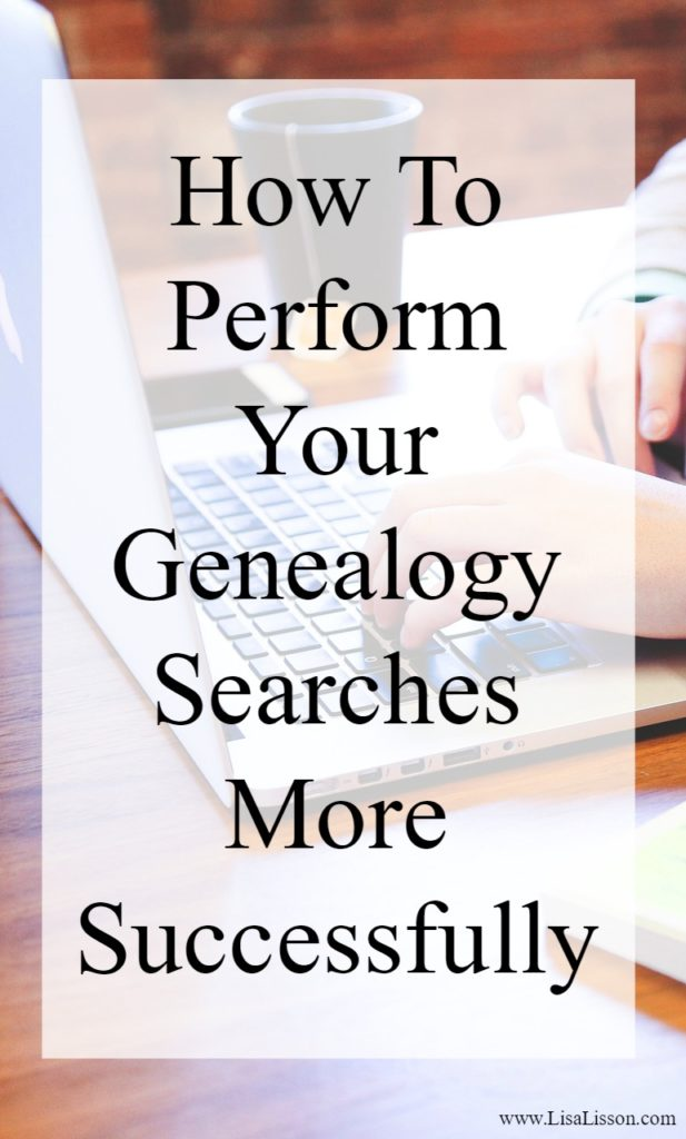 As a genealogy researcher, knowing how to narrow your searches using google or other search engines is an important skill to master. Learn how to narrow your results for more efficient and successful genealogy searches.