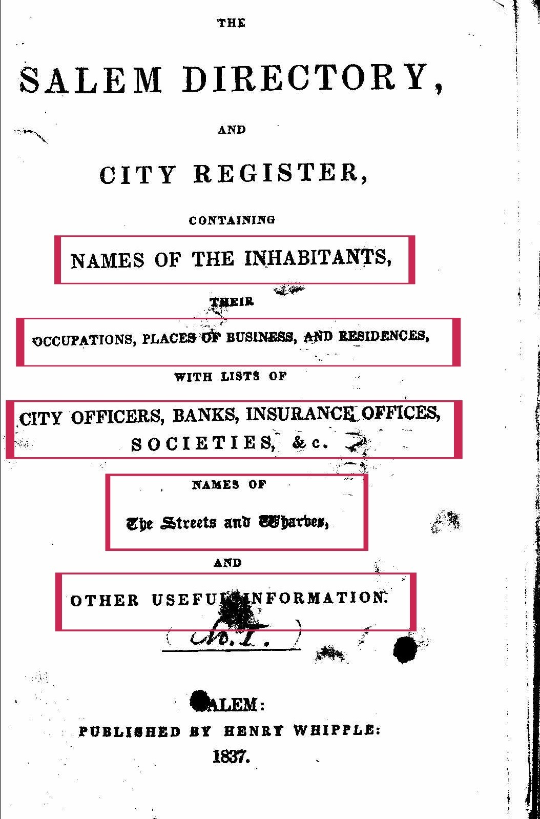 Using City Directories is an important genealogy research strategy for finding brick wall ancestors. Many free online directories can be found! #genealogy #citydirectories #ancestors