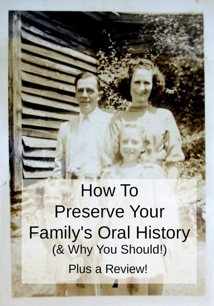 Oral history is one of the most important tools in our genealogy toolbox. It is also one of the most overlooked tools there as well. Why use oral history in your research? How does collecting oral history within a family actually benefit your research? Let's talk about just that!