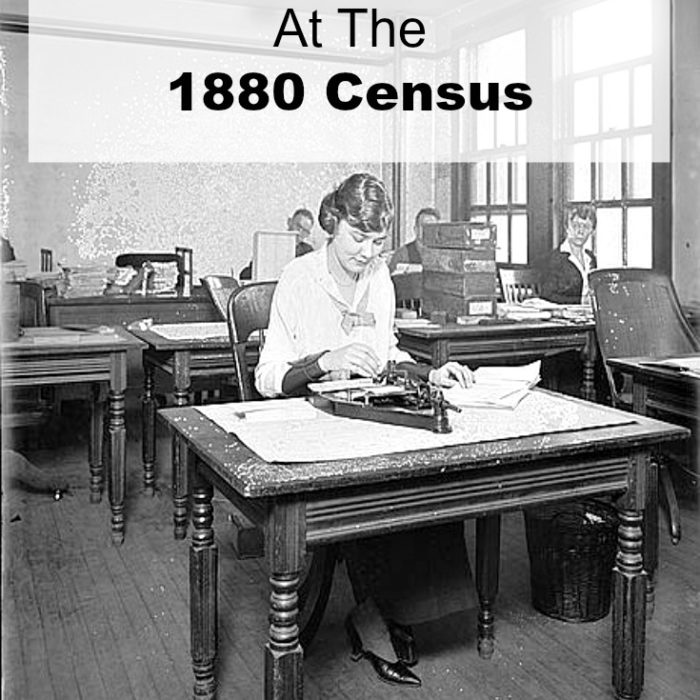 A Close Up Look At The 1880 Census