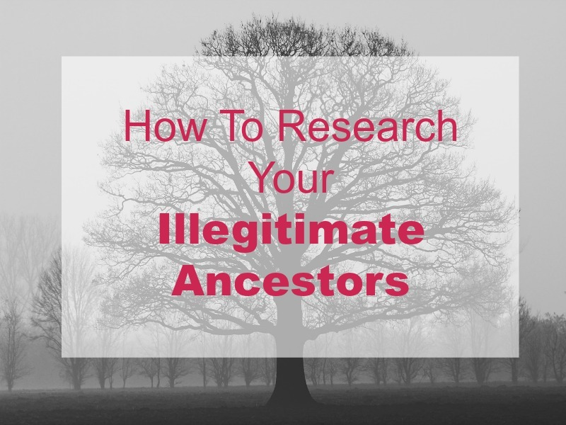 Are you researching an ancestor born out of wedlock? Genealogy research of these ancestors is tough, but not impossible. Consider these sources for clues to advance your research.