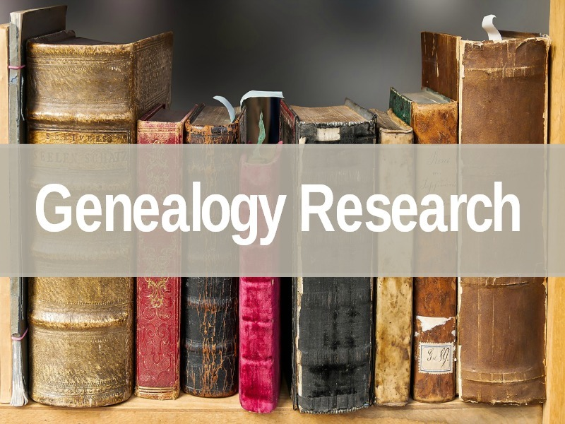 Strategies and tips for your genealogy research.
