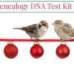 Sale on Genealogy DNA Test Kits!