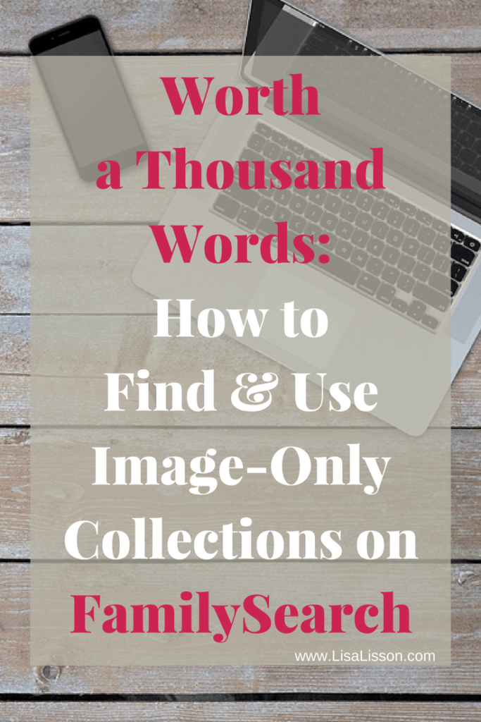 Learn how to find and use millions of pages of records digitized online at FamilySearch that don't show up when you conduct a general search.