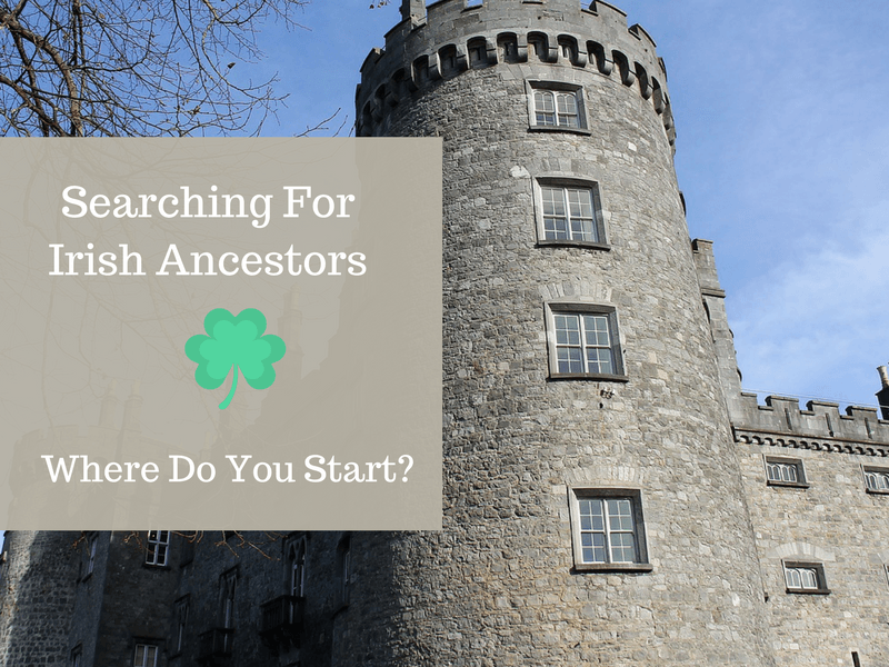 Searching for your Irish ancestors can be daunting, but is worth the effort! Learn how to start the process of finding your Irish roots.