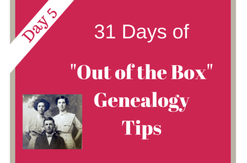 Don't miss out on important genealogical information by not checking out the vertical files at your state or local archives. #genealogy #genealogytips #areyoumycousin #ancestors #familyhistory