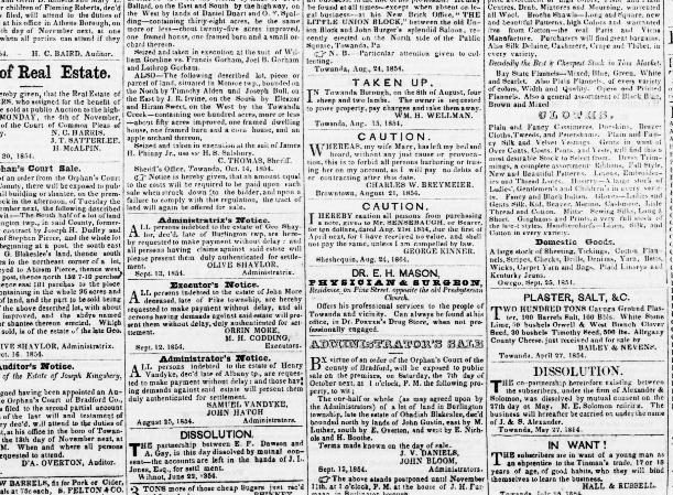Get your genealogy research past the 1890 census loss by searching for your ancestors in the newspapers! Learn just what you can find.