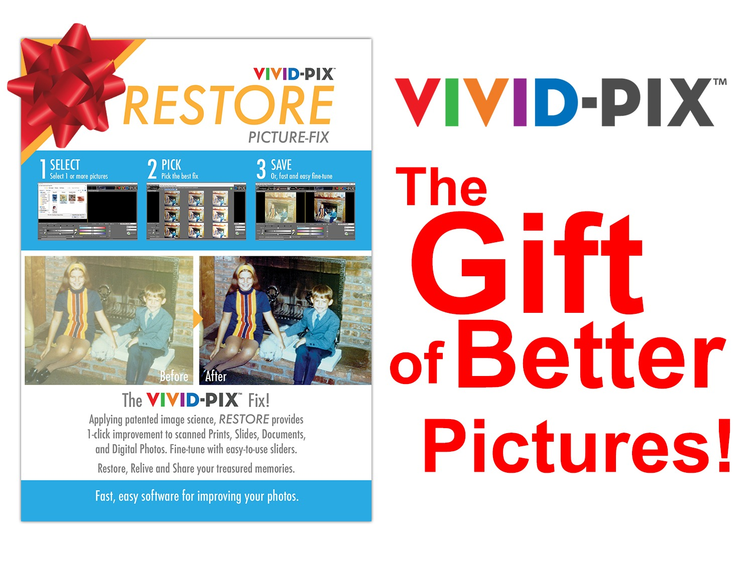 Vivid-Pix - Give the gift of better pictures