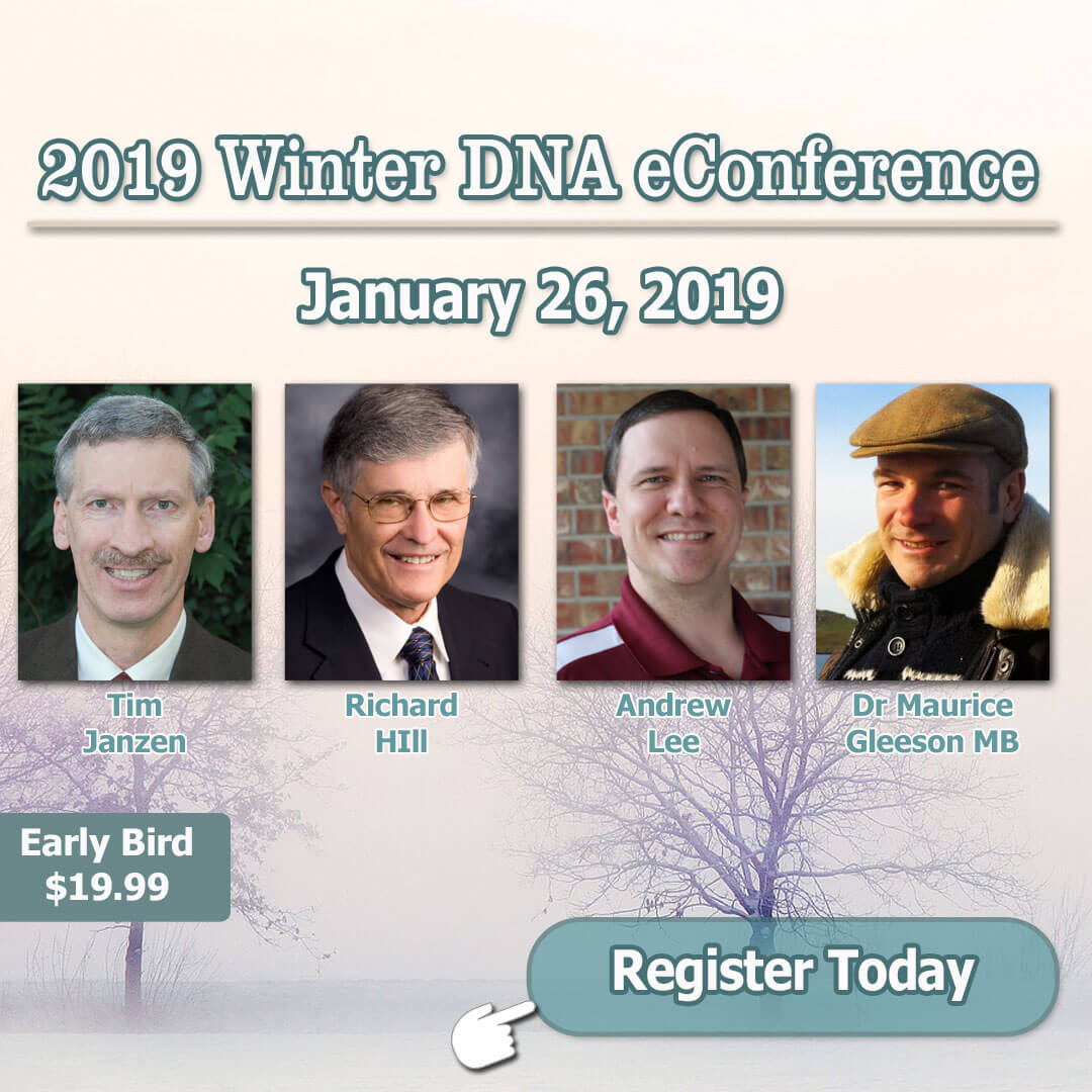 Winter DNA e-Conference